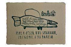 POSTKAART     Tallinna Paberikoda EST
