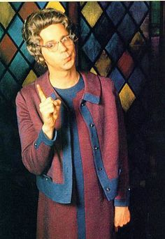Pin for Later: Memorable SNL Characters That Make For Hilarious Halloween Costumes The Church Lady