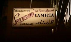 Roma/ghetto ebraico//..quelle font di una volta..