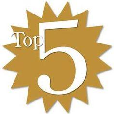 Las 5 noticias más leídas de la semana - Contenido seleccionado con la ayuda de http://r4s.to/r4s
