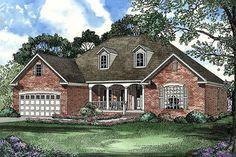 House Plan 17-1124 - 1965 sq ft, 4 bedroom, 1 story and opt. bonus room, a very good plan! :))