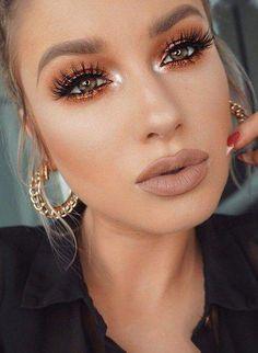 Makeup Inspo, Makeup Inspiration, Makeup Tips, Beauty Makeup, Makeup Ideas, Daily Makeup, Women's Beauty, Makeup Goals, Beauty Tricks