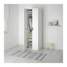 STUVA Roupeiro - branco/branco - IKEA