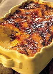 My Favourite Recipe: Gary Rhodes - Bread and butter pudding. Bread Jam, Bread And Butter Pudding, English Bread, English Food, Tray Bake Recipes, Cooking Recipes, Rhodes Bread, My Favorite Food, Favorite Recipes
