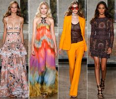 Emilio Pucci Spring/Summer 2015 Collection - Milan Fashion Week
