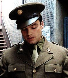 """""""*sigh* it's sad to think that you'll never be quite like this again, Bucky<-- STAHP"""""""