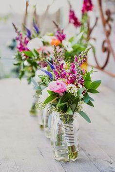 Bottles of Beauty   Norwood Flower Market