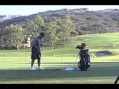 2009 TWLC Block Party Golf Clinic by Tiger Woods - YouTube