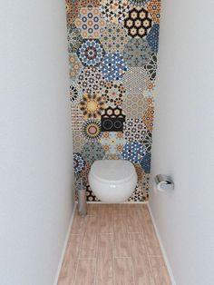 39 idées déco pour relooker vos toilettes