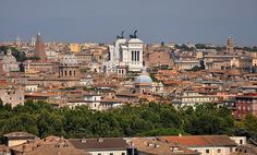 Rome from Janiculum Hill | Flickr - Photo Sharing!