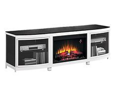 ClassicFlame Gotham Infrared Electric Fireplace Media Console in Black - 26MM9313-D974 >>> To view further for this item, visit the image link. (This is an affiliate link and I receive a commission for the sales)