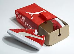 Not your typical shoe box