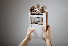 Piercy & Company - Kew House - Architectural Model