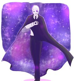 Galaxy by chaoticshero on DeviantArt | W. D. Gaster