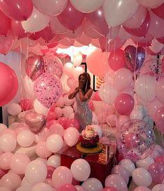Bedroom Surprise For Birthday