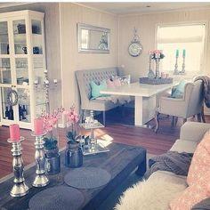 pink grey turquoise