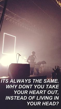the 1975 // heart out