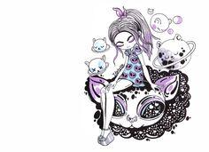 IDIOTSTILE | татуировки, иллюстрации и эскизы