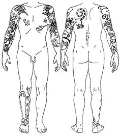 Tattoo History - Pazyryk Mummy Tattoos - History of Tattoos and Tattooing Worldw. Tattoo History – Pazyryk Mummy Tattoos – History of Tattoos and Tattooing Worldw… Tattoo History – Pazyryk Mummy Tattoos – History of Tattoos and Tattooing Worldwide Viking Symbols, Viking Art, Celtic Tattoos, Viking Tattoos, Norse Tattoo, Tattoo Symbols, Tribal Tattoo Designs, Tribal Tattoos, Tatoos