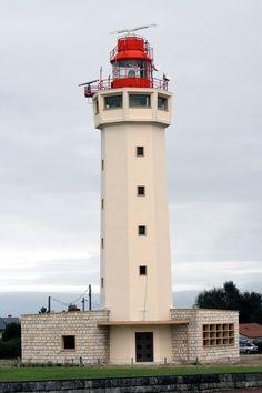 Le Havre - phare du cap de la hève à Sainte Adresse
