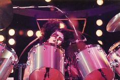 Eric Carr, Vintage Kiss, Hot Band, Metallica, Drums, Music Instruments, Demons, Legends, Percussion
