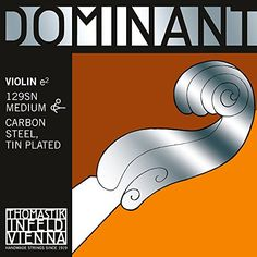 Thomastik Dominant Violin 44 Tinplated E String -- You can find out more details at the link of the image.Note:It is affiliate link to Amazon.