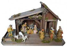 Nativity Stable, Christmas Stockings, Gazebo, Clock, Belem, Outdoor Structures, Villas, Portal, Crafts