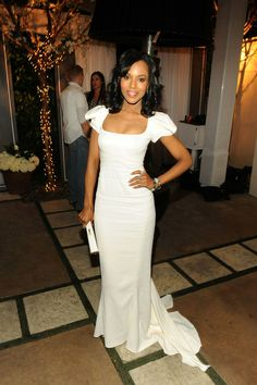 Style Watch: Kerry Washington - Munaluchi Bridal Magazine