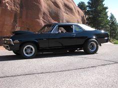 1970 Chevy NOVA street legal dragster