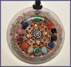 Natures-blessings::chakra orgone products