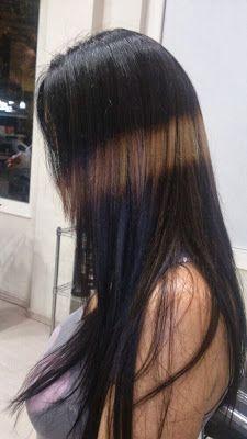 * estilisme * Lorena Añó: Cómo hacer Mechas Splashlight (fotos)