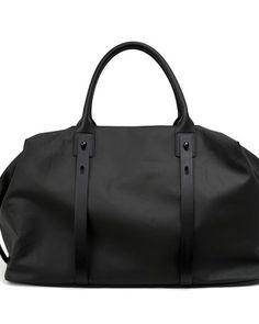 dea31748ec21 Canvas Messenger Bag    Black (Black)