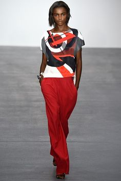 Take a look to Jean-Pierre Braganza Spring Summer 2016 Ready-To-Wearcollection: the fashion accessories and outfits seen on Londra runaways.