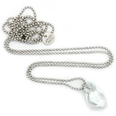 Blissful crystal ketting from Applepiepieces