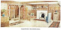 William Morris Fan Club: M. H. Baillie Scott, Art and Soul