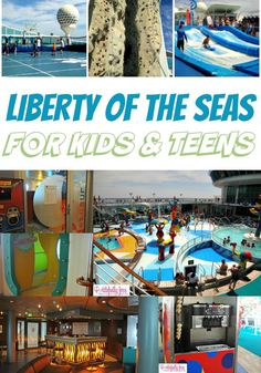 Liberty Of The Seas For Kids and Teens. Looking for a cruise ship that offers excitement and adventure at every turn? Kids and teens with love the programs offered by Royal Caribbean! You won't believe how kid friendly these cruise ships are. Cruise Tips Royal Caribbean, Royal Caribbean Ships, Western Caribbean, Royal Cruise, Liberty Of The Seas, Freedom Of The Seas, Cruise Travel, Cruise Vacation, Shopping Travel