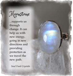 I carry his moonstone he gave me around every day now and I'm slowly moving forward :)