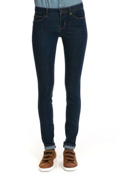 Jean skinny pas cher femme
