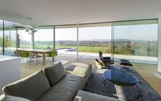 #Living #Casa de Paul de Ruiter Arquitectos