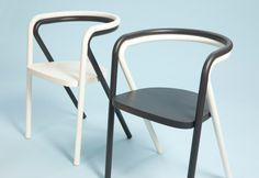 Chair Composition 2 by Bakery Studio