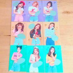 Twice What Is Love, I Got This, Nayeon, K Pop, Lomo Card, Twice Album, Dahyun, Kpop Merch, Full Set