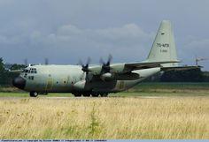 Tunisia - Air Force Lockheed C-130H Hercules TS-MTB