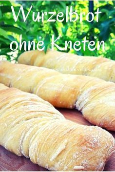 Tolles Rezept für einfaches Wurzelbrot This tasty root bread needs a long dough run. Easy Cake Recipes, Easy Dinner Recipes, Great Recipes, Easy Meals, Easy Chocolate Desserts, Chocolate Cake Recipe Easy, No Knead Bread, Stop Eating, Bread Baking