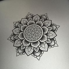 WEBSTA @ marktattooist - New mandala design available to be tattooed by me. Markjelliman@gmail.com for bookings. I'm answering emails tomorrow. Thankyou for your patience. #tattoo #blackworkerssubmission #btattooing #blacktattooart #dotwork #geometry #geometric #onlyblackart #uktta #tattoos #mandala