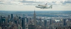 Space Shuttles Nyc Houston