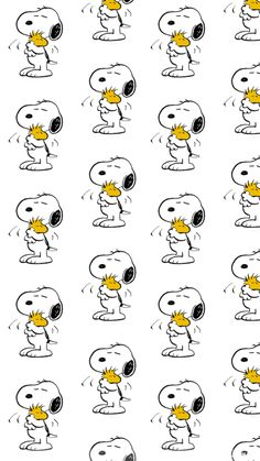 Imagem de snoopy and wallpaper