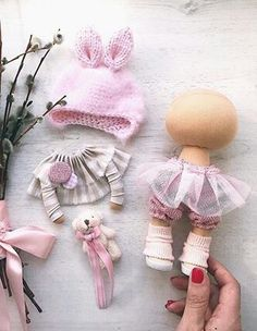Best 12 Love these panties – SkillOfKing. Pretty Dolls, Cute Dolls, Doll Clothes Patterns, Doll Patterns, Diy Doll Pattern, Pattern Fabric, Tilda Toy, Homemade Dolls, Doll Tutorial
