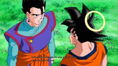 The first time we see Gohan unleash his hidden power! Dragon Ball Z, Dbz Gif, Vocaloid Cosplay, Goku, Mystic, Disney Characters, Fictional Characters, Dbz Videos, Fan Art