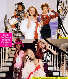 Wildfox Clueless lookbook. UGH clueless inspired. SO obsessed.