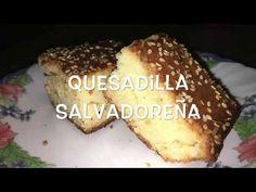 Como se hace la Quesadilla Salvadoreña   Receta - YouTube